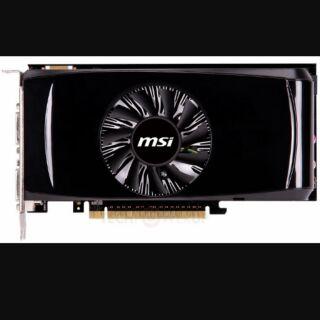 Msi Gtx 550ti 1gddr5