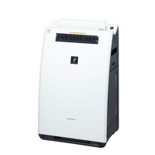 瘋代購 [海運直送] Sharp KI-FX55-W 白色 20疊 負離子加濕空氣清淨機 KI-FX55