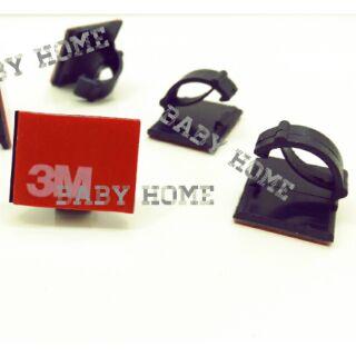 3M線夾 線卡夾 線收納 線固定夾 天線 重機無線電天線 電腦線 佈線 行車紀錄器
