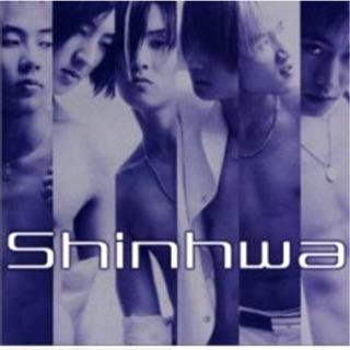神話 SHINHWA 1998 首張同名台版專輯