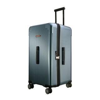 CENTURION【 CRUISE克魯斯拉鍊款】夏威夷藍 HNL 百夫長旅行箱 行李箱 正方型 胖胖箱