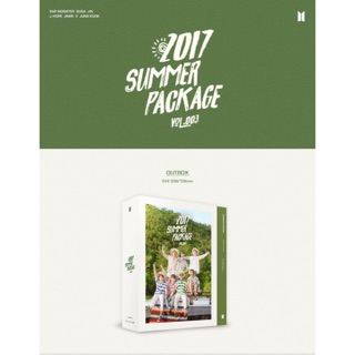 《收單》 bts 2017summer package