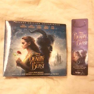 Beauty and the Beast 美女與野獸 首批 專輯 書籤 emma watson harry potter