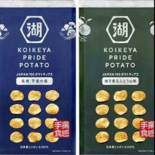 日本7-11湖池屋洋芋片