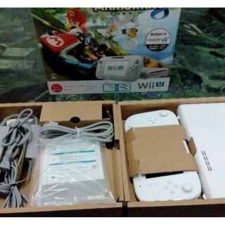 2月17日更新。Wii U 32GB瑪利歐賽車8主機。日規。5.5.0J。