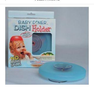 Baby Diner Dish Holder 嬰兒餐具強力吸盤架
