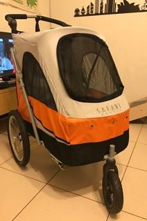 沛德奧 寵物推車(耐重30kg)
