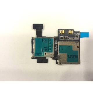 全新 Samsung 三星 S4 SIM卡座排線 含記憶卡座排線 i9500 sim卡座 不讀SIM SIM 故障