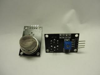 $柏毅電子$ MQ-8 MQ8 氫氣感測器模組 氣體感測器 附8051、Arduino範例程式 %23假日照常營業出貨%23