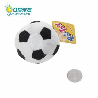 PetPro 寵物玩具 狗狗玩具 毛絨玩具 發聲玩具 響聲玩具 足球 BJ