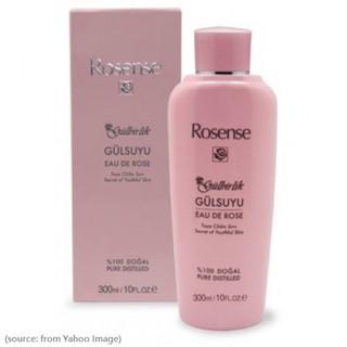 (現貨) 土耳其帶回 Rosense 大馬士革玫瑰水 300ml 天然玫瑰純露 保濕化妝水