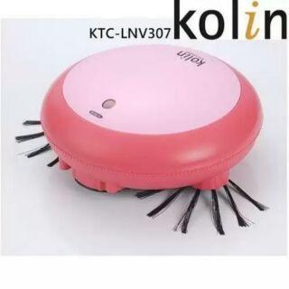 【Kolin 歌林】趴趴走吸塵器 KTC-LNV307 / 掃地機器人