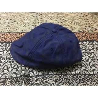 Timberland 藍色 鴨舌帽 小偷帽