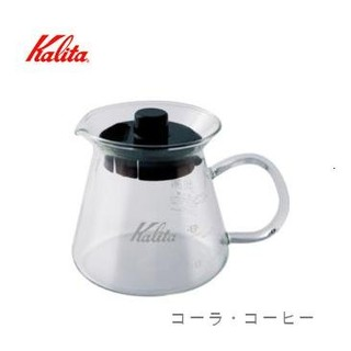 COFFEE QUEEN KALITA GLASS SERVER G 300ml 玻璃壺 下壺