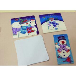 聖誕節 卡片 x 11 聖誕卡片 聖誕卡