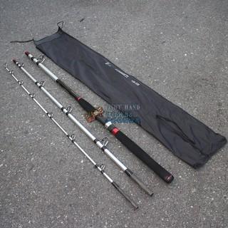 【腥手戶外休閒用品】11尺120號 龍膽石斑竿 大物竿