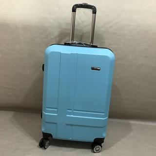 現貨 金安德森24吋ABS十字條紋行李箱