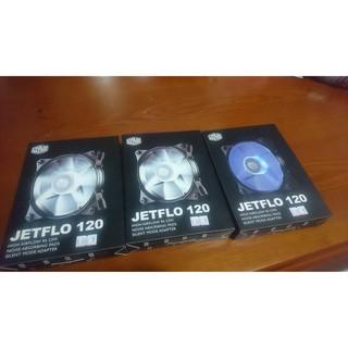 酷碼 cooler master Jetflo 120風扇 2白1藍