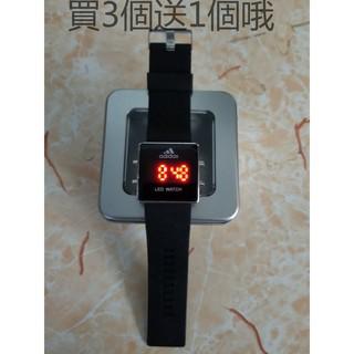 限時活動!買3個送1個喔adidas 手錶 愛迪達電子錶 男女款 情侶 電子錶 愛迪達斯手錶 兒童電子錶 運動電子