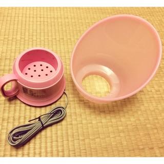 台灣製 蒸鼻器 蒸臉器 底盤也可用於溫奶 熱奶 蒸奶