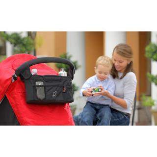 手推車置物袋杯架Britax Stroller Organizer可用於B-Agile B-SMART B-Ready