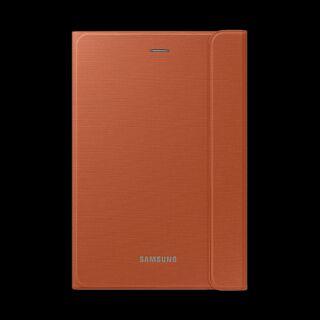 全新出清 三星Galaxy Tab A8.0原廠書本皮套(橘)