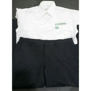 永春高中 冬季 長袖 制服 訂做款 女生