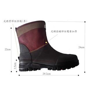 DUNLOP  重機防水靴 保暖雨鞋 釣魚鞋 重型機車 終統靴 登山 雪地靴 防水 止滑 耐磨  寒流 冬季 必備