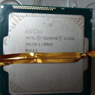 G1820,過保,1150 CPU
