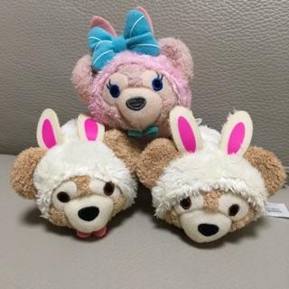 香港迪士尼 2016Tsum Tsum復活節兔子達菲&雪莉玫Duffy&Shelliemay