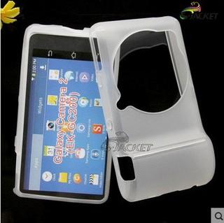 三星 GALAXY Camera2 gc200 手機殼 保護套 矽膠軟套 TPU軟殼 布丁套 果凍套 透明