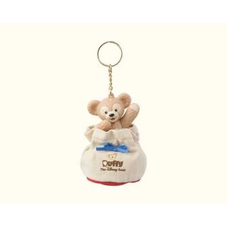 預購 東京迪士尼限定 達菲 DUFFY 水桶包造型 鑰匙圈 吊飾