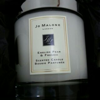 【現貨】 英國 JO MALONE 英國梨與小蒼蘭 香氛蠟燭 200g