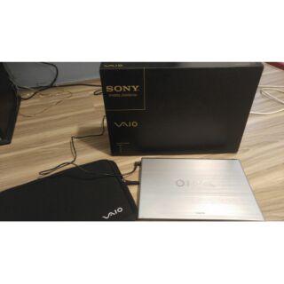 Sony vaio cpu i7 ssd 256g 筆電 ultrabook