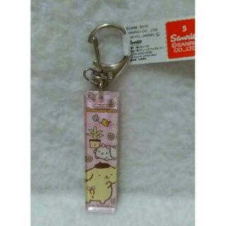 日本三麗鷗布丁狗鑰匙圈
