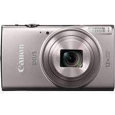 《2魔攝影.國旅特約店》CANON IXUS 285HS 12倍變焦 285數位相機 黑、銀兩色 公司貨
