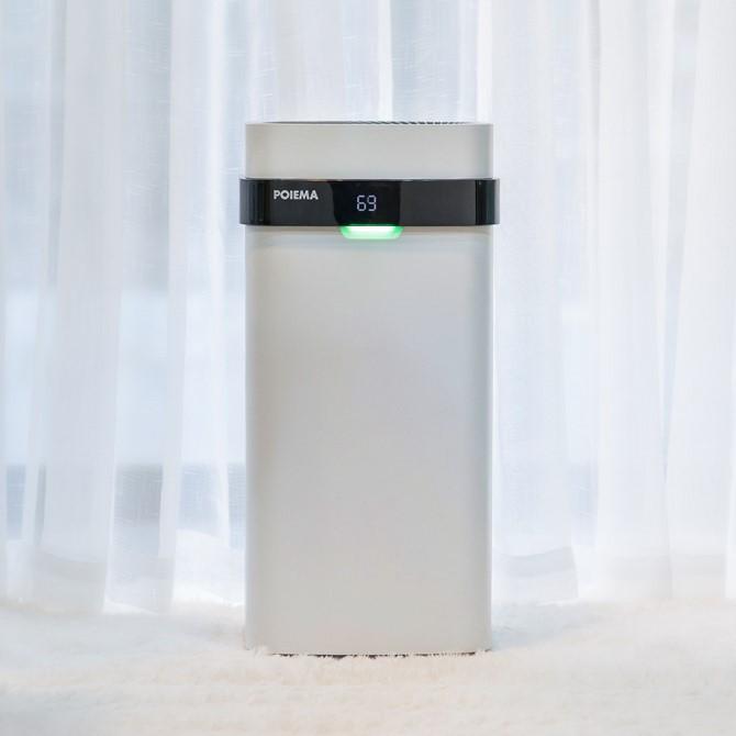 POIEMA 空氣淨化器 免濾網 水洗零耗材 省電高效能 空氣清淨機 PM2.5