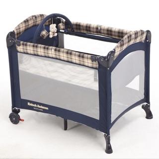 「二手」金安德森 遊戲床 含床墊 附蚊帳、收納袋
