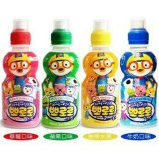 韓國啵樂樂乳酸飲料235mI