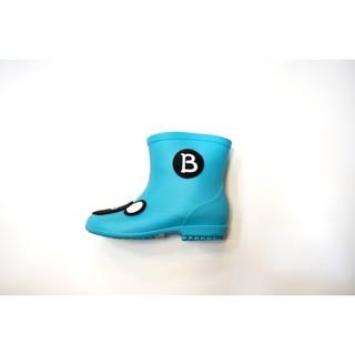兒童 雨鞋 小男生 小女生 13歲以下 MIKA 現貨秒出 熊熊B兒童雨鞋 10-718