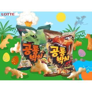 韓國LOTTE_恐龍餅乾
