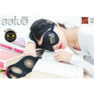 現貨韓國salua鍺石顆粒離子眼罩