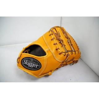 《星野球》LOUISVILLE SLUGGER 系列 一壘手套 LB17003N28 原皮黃