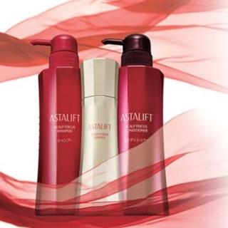 日本富士 Astalift 頭皮護理系列 洗髮/潤髮/頭皮精華液