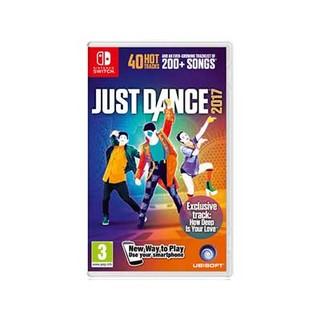 普雷伊 NS 任天堂 Nintendo Switch Just Dance 舞力全開 2017 日英文合版