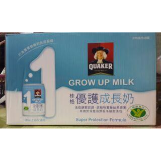 桂格 優護 成長奶