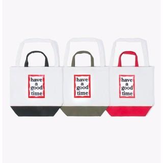 韓國 HAVE A GOOD TIME 2-Way Tote Bag 兩用帆布袋 肩背包/手提袋 流行品牌代購 預購