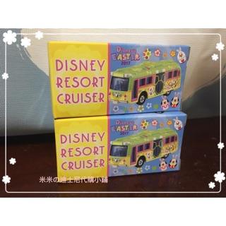 ⭐️現貨⭐️日本迪士尼園區限定TOMICA巴士 2017復活節限定TOMICA車