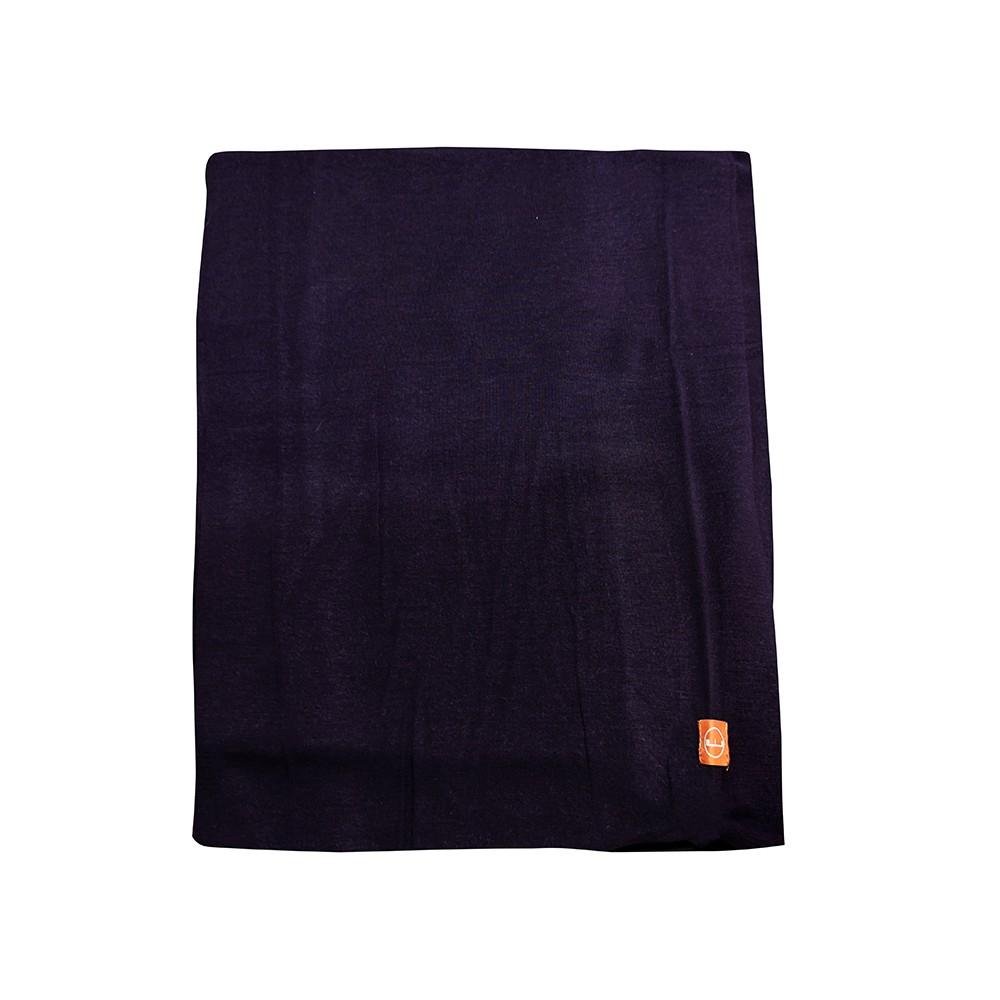 <wildland荒野>中性輕柔PILE保暖圍巾-紫