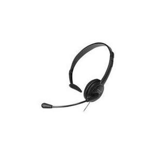 Panasonic KX-TCA400 Panasonic 可折疊頭戴式耳機麥克風KX-TCA400